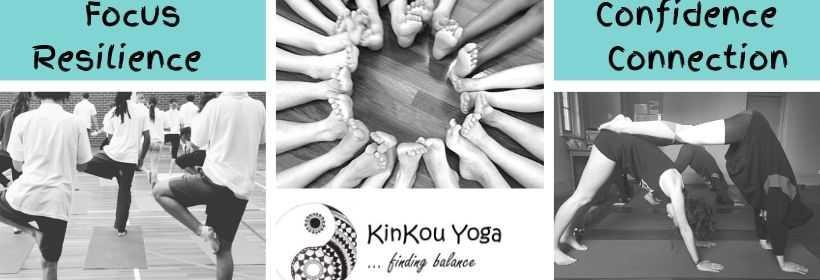 KinKou Yoga  cover image