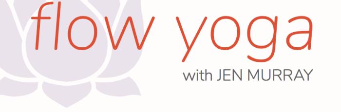 Flow Yoga with Jen Murray,Toowoomba