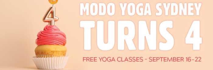 Modo Yoga Sydney,Rosebery