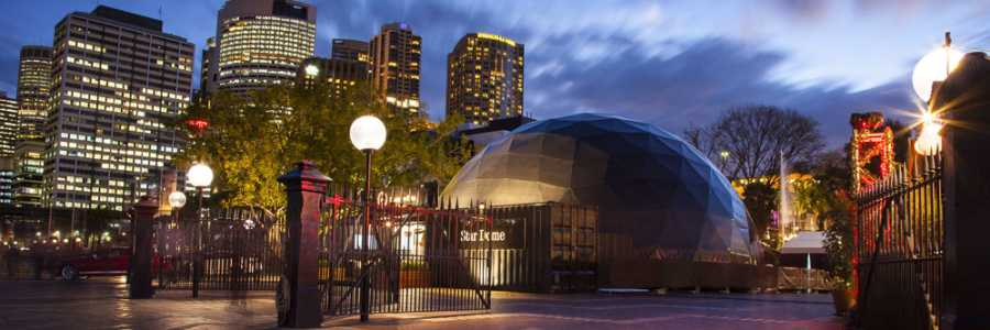 A Sound Life Dome,moore park