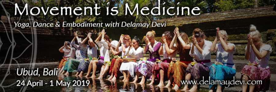 Delamay Devi,Byron Bay