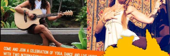 MELBOURNE - AWAKEN YOUR HEART AND SOUL YOGA + MUSIC OZ TOUR with Daphne Tse and Cristi Christensen,Melbourne