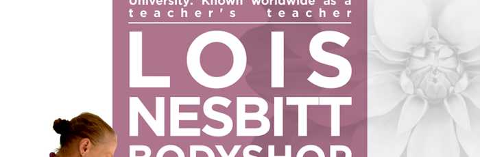 BODYSHOP – 50HRS YOGA ALLIANCE ACCREDITED INJURY CLINIC AND HEALING INTENSIVE CET WORKSHOP WITH MASTER TEACHER LOIS NESBITT (USA),Port Melbourne