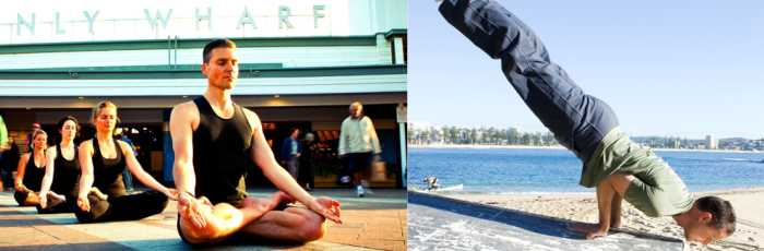 Opening to Wonder: Dynamic Yoga Immersion Workshop with Mark O'Brien 21-21 May 2016,Phillip