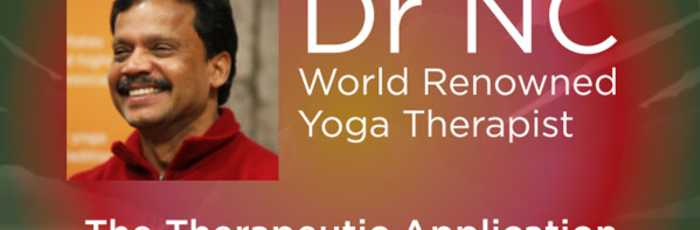 The Therapeutic application of Pranayama and Bandhas with DR NC,Sydney