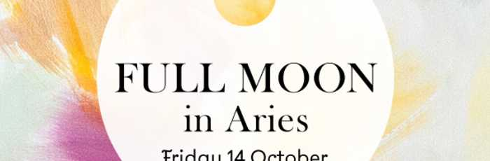Full Moon in Aries: Expand and Excel,Drummoyne