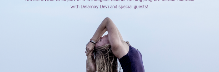 Embodying Air and Space: Backbends and Standing Balance Asanas,South Ballina