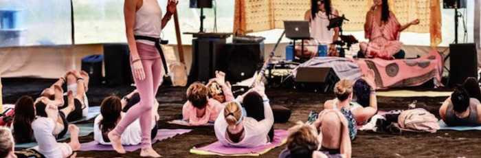 Alan & Sarah Finger ISHTA Yoga Masterclasses in Sydney,Potts Point