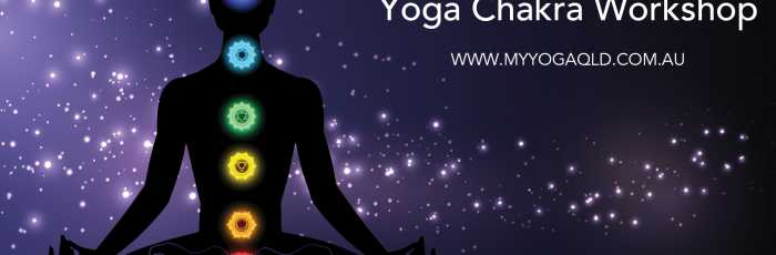 Psychology of Spirit; Yoga Chakra Workshop,Mt Cotton
