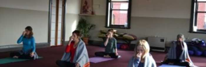 Refresher for Pranayama theory and practice.,Middle park
