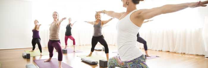 Beginners Yoga 6-Week Course,Ascot