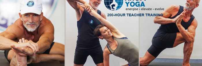 KNOFF YOGA 200-Hour Teacher Training 2019,Phillip