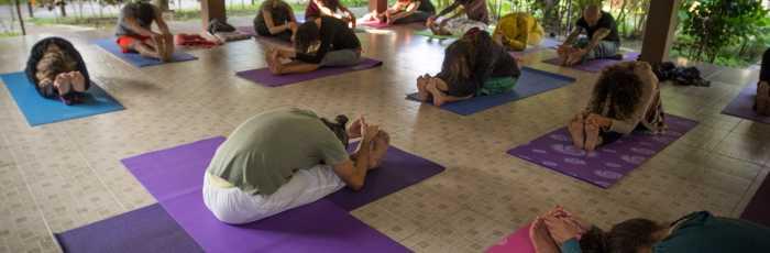 200hr Yoga Teacher Training Traditional Yoga Philosophy & Lifestyle,Doi Saket