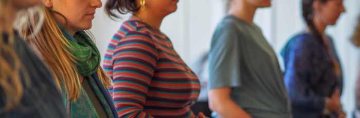 Yoga of Birth - Accedited Advanced Teacher Training,Eungella