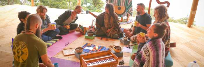Free Your Creativity: A Yoga & Creative Expression Retreat (flexible dates),Chiang Mai