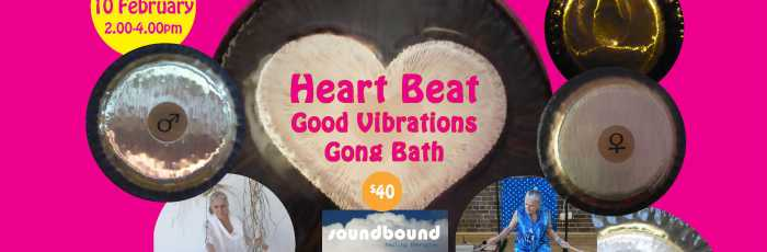 Heart Beat Good Vibrations Sound Healing Experience,Bathurst