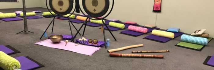 Gongs & Didgeridoo Sound Healing Meditation,Ellenbrook