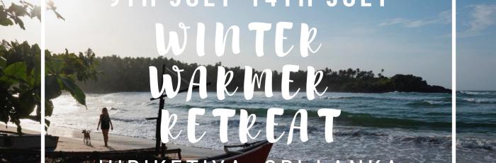 Sri Lanka Winter Warmer Retreat,Dikwella