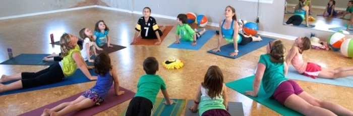 Childrens Course Ages 4-11,Claremont