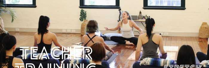 Stretch Yoga Free Teacher Training Information Session,Holland Park West
