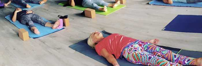 FREE Yoga Nidra MEDITATION in April,Crows Nest