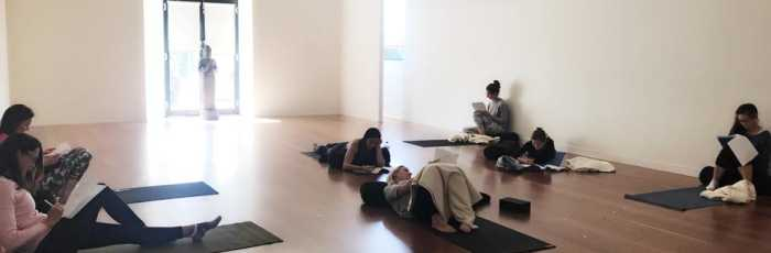 Tamara Yoga Intensive Teacher Training,Claremont