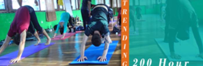 200 Hour Yoga Teacher Training - July 2019,Rishikesh