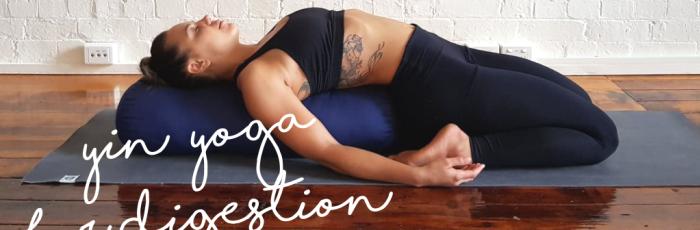 Stretch Yoga Yin Yoga for Digestion,Holland Park West