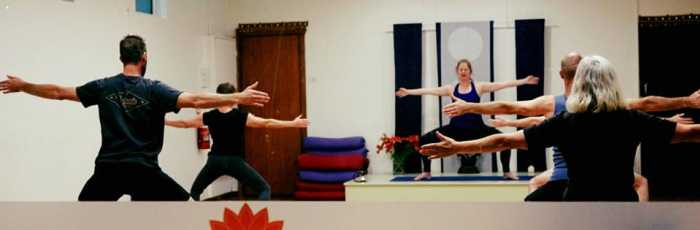 Introduction to Shadow Yoga 10 week Course,Leichhardt