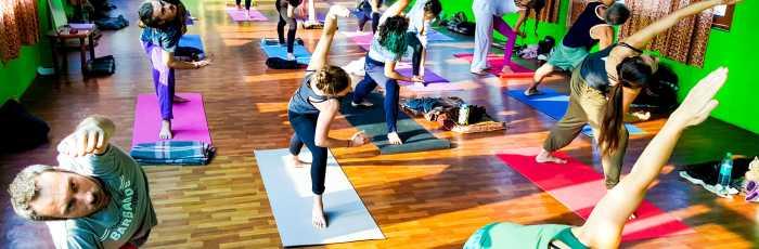 200 Hour Yoga Teacher Training - August 2019,Rishikesh