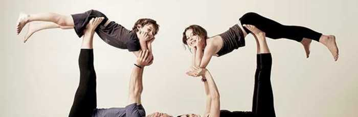 Family AcroYoga (parents & kids 9-14yrs),Fremantle