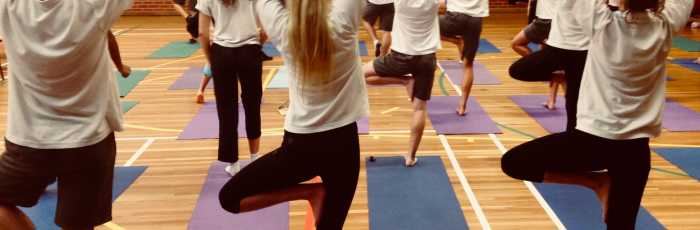 School Yoga for Primary & High Schools,Wollongong