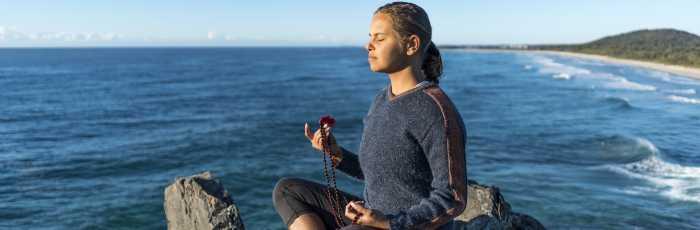Meditation for a Full Life & Fearless Death,Mermaid Beach