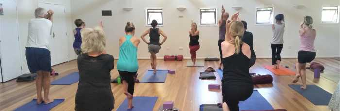 Flo Fenton's Intouch Yoga Level 2  Part Time Teacher Training/150 Hour Post Graduate Training,Brunswick Heads