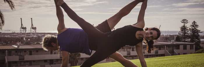 AcroYoga Workshop,Fremantle