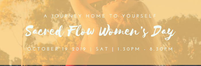 Sacred Flow Women's Day Retreat,Bibra Lake