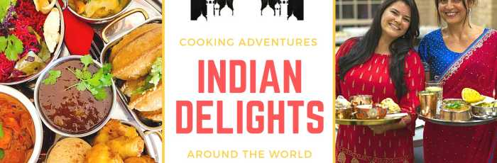 Cooking Adventures Around The World: Indian Delights,Mermaid Beach