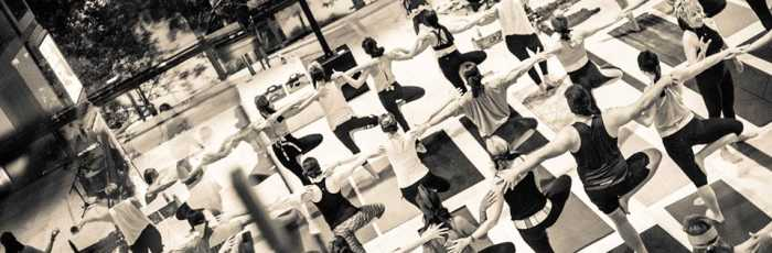 Yoga in the Library with Julie Smerdon,South Brisbane