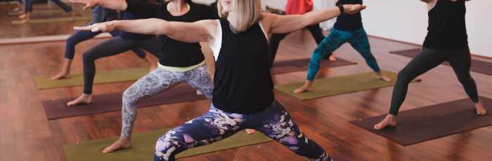 Beginners Yoga 6-Week Course,Grange