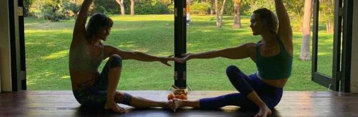 Balanced Practice Family Fiji Yoga Retreat with Liz Bennett and Amelia Disspain,Savusavu