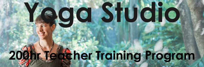 FREE Yoga Class & Teacher Training Info Session with Katie Rose,Botany