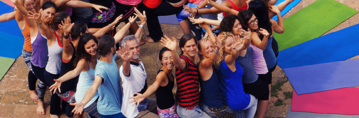 360 Hour Specialisation Rainbow Yoga Teacher Training, Umbria, Italy, August 2020,Ponte d'Assi