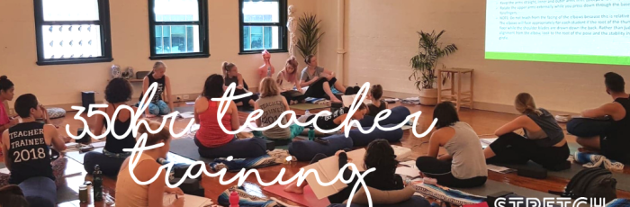 350 Hour Yoga Teacher Training - 2020 Intake,Brisbane City