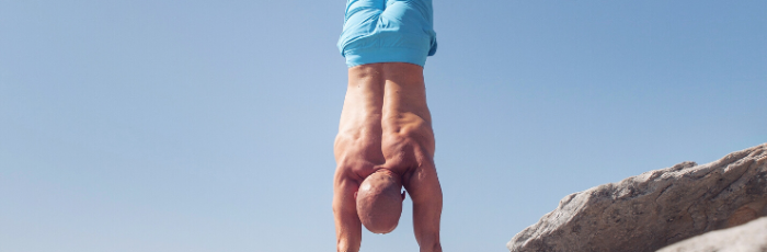 Yoga Beyond: Journey to Handstand (Saturday AM),Brisbane City