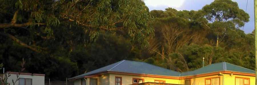 Flinders Island, Killiecrankie Morning Yoga Classes,Flinders Island