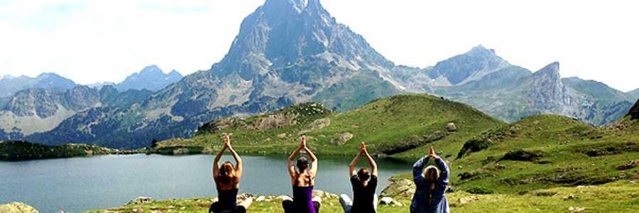 Radiance Pyrenees Yoga Hike Restore Retreat with Jessie Chapman,Pau