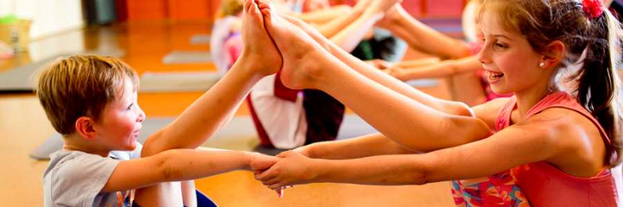 Tween Kids Yoga - 6 Week Course at Viroga,Brighton