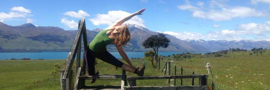 New Zealand Yoga Hike Restore Retreat with Jessie Chapman,Wanaka