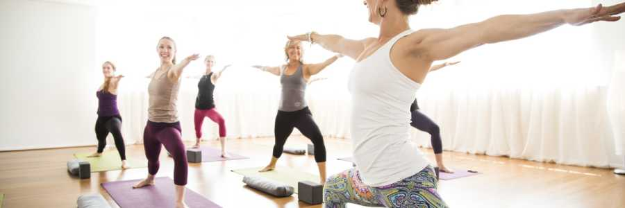 Beginners Yoga 6-Week Course,Ascot