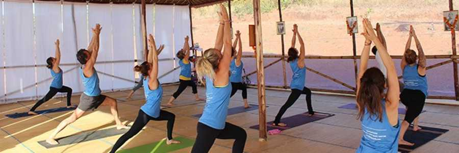 1 Month Intensive   500hr Yoga Teacher Training   Goa, India-11th Apr - 10th May ,Pernem